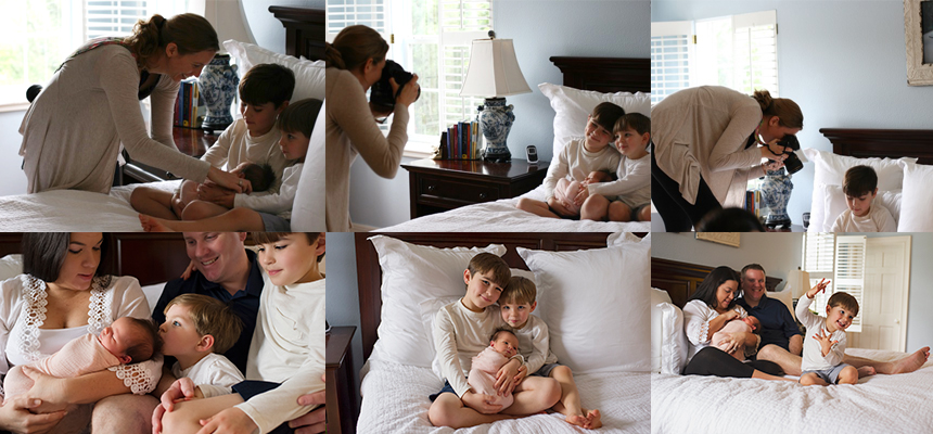 Rebecca Jill Photography Lifestyle At-Home Newborn Session