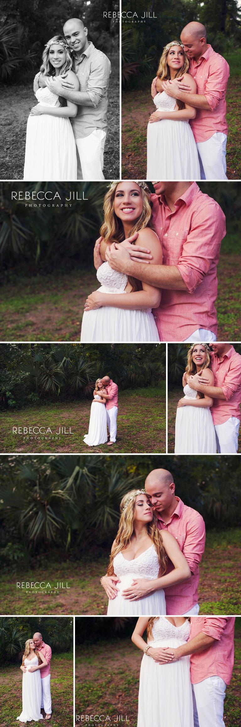 Central Florida Underwater Maternity Photographer